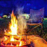 キャンピングムーン(CAMPING MOON)焚き火チェア!おすすめポイントや残念な点も含めて徹底レビュー!